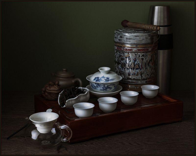 чай, церемония, натюрморт ***photo preview
