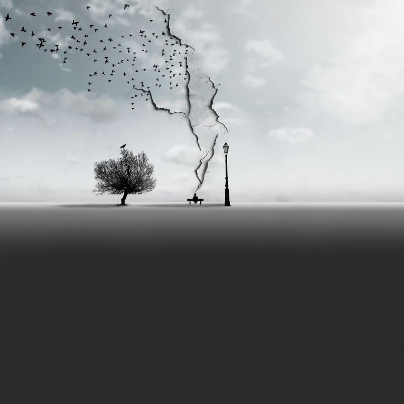 #35photo #surrealart#photoshop#ps_fantasy#art_minimal #bnw_dream #photography#minimalism#conceptual#fineart #instagram#ps_dreams#bnwminimalismmag#art_digital #ir_photographer#ir_aks#minimal#canon#blackandwhite#bnw#surreal#hadimalijani#art#fantastic_earth# Crackingphoto preview