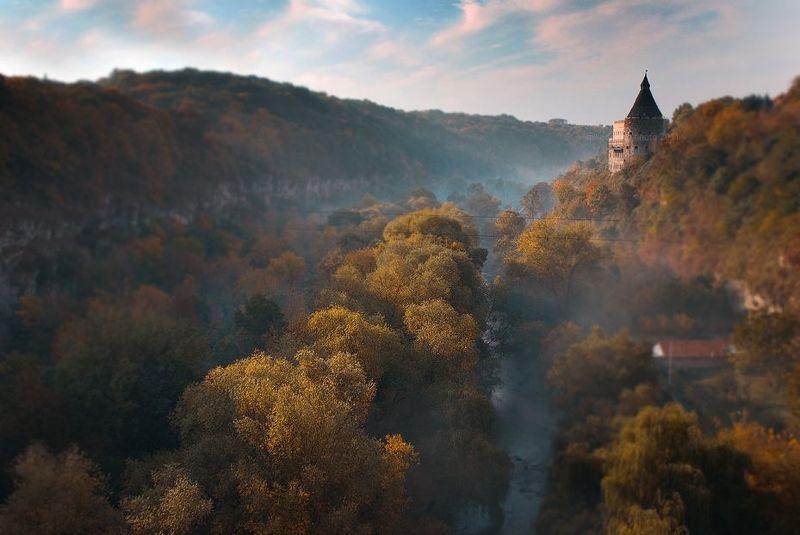 каменец-подольский синий туманphoto preview