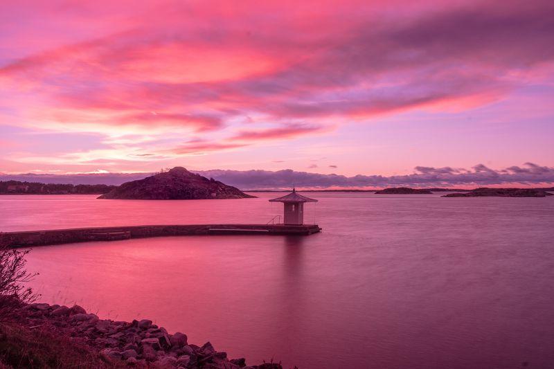 Закаты Каттегатаphoto preview