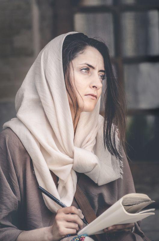 #iraq #b&w #nikon woman artphoto preview