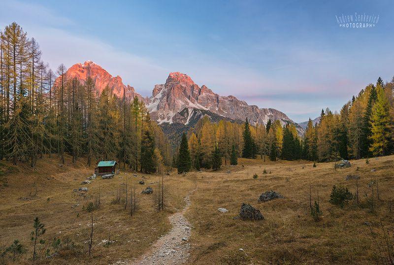 Поздняя осень, раннее утро...photo preview
