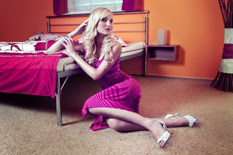 woman, model, fashion, hotelroom ...photo preview