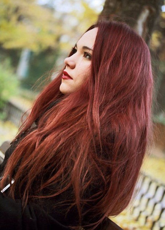Red Lady..photo preview