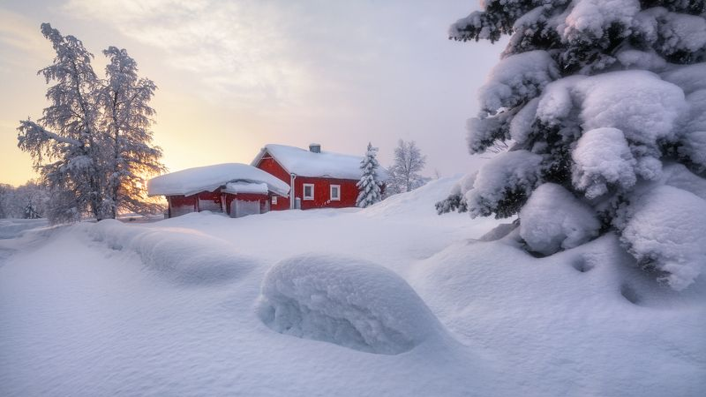 зима, швеция, winter, sweden In the Heart of Winter...photo preview