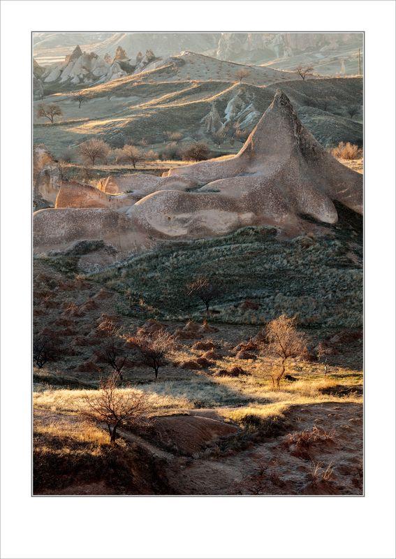 Зимние прогулки по долинам Каппадокииphoto preview