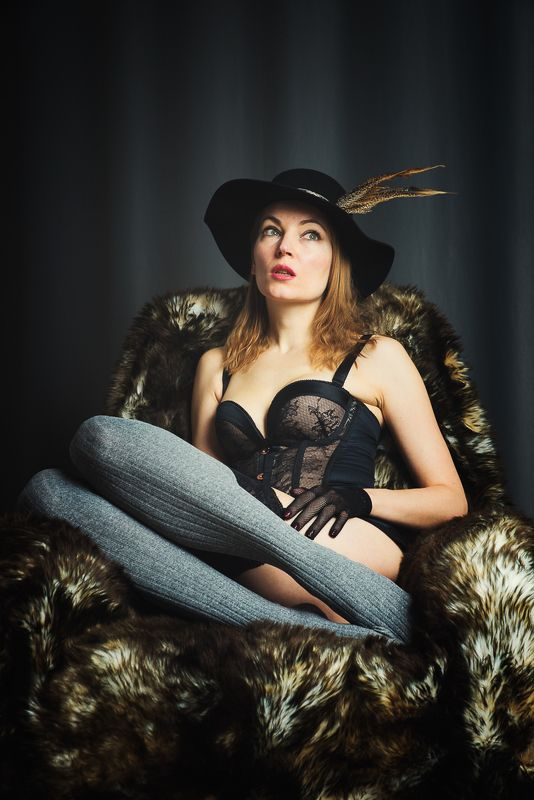 girl, woman, арт, портрет, portrait, женщина, девушка, модель, model The God, The Bad and The Uglyphoto preview