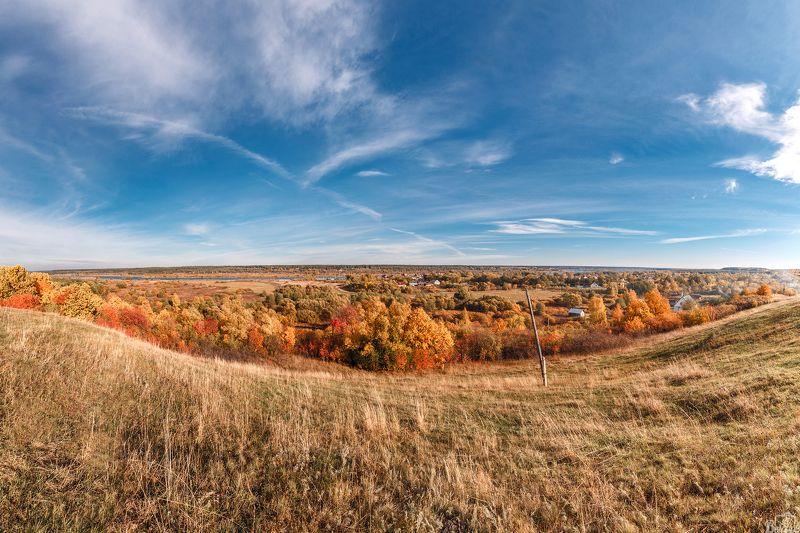 осень, тамбовская область, моршанск, тамбовщина, питерское, Когда приходит осеньphoto preview