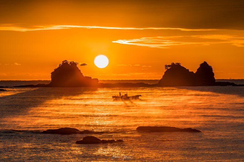 sunrise Burning Morningphoto preview