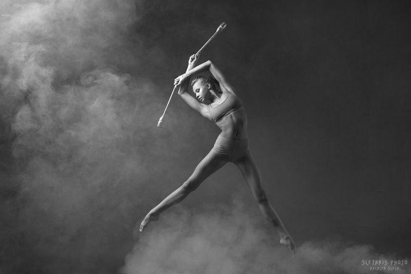 гимнастика, танец, лента Александраphoto preview