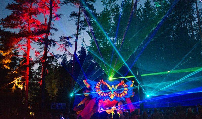 solar systo, систа, фестиваль, ленинградская область, лес, природа Solar Systophoto preview