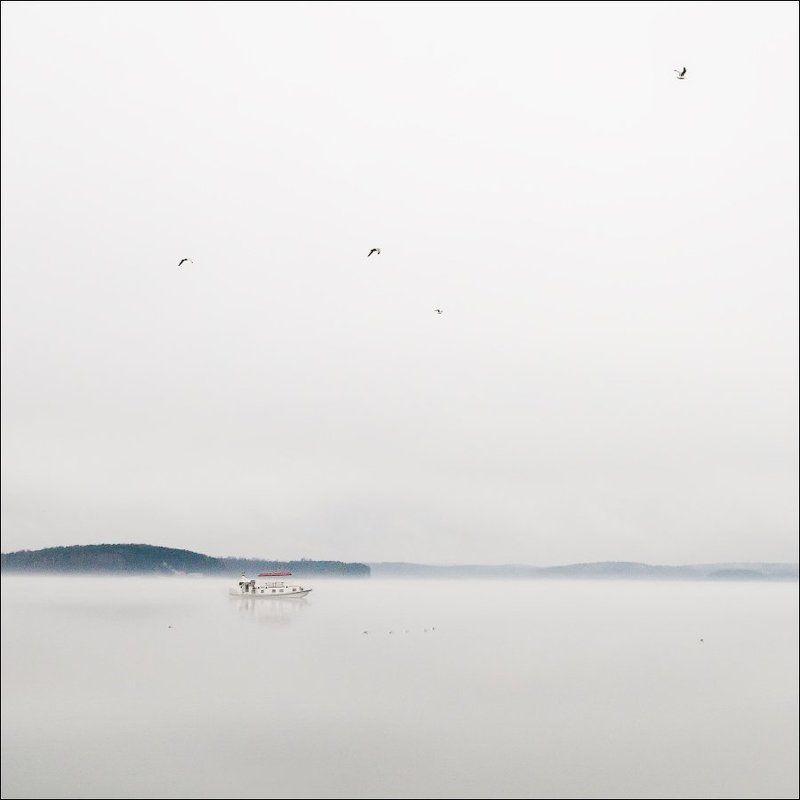 silence, тишина, море, туман, fog, sea Silence...photo preview