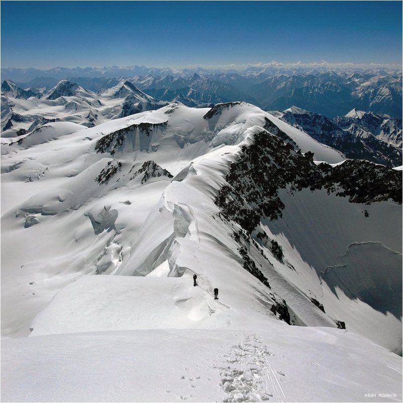 горы, памир, туризм, альпинизм, пик, революции 6974 Дыхание свободыphoto preview