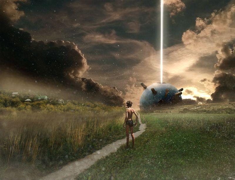 Летние лучи...photo preview
