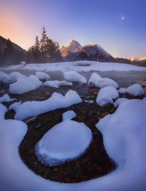 Зимний Архызphoto preview