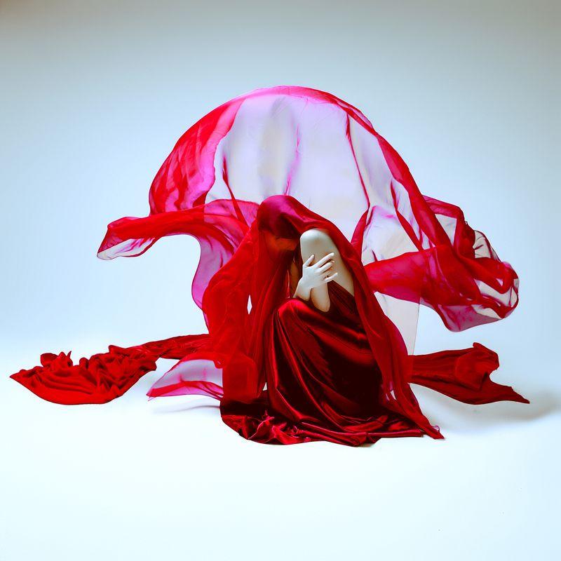 боль сказанокартинками визуализация тордуа абстрактное познание краснаяткань красное кровь Боль.photo preview