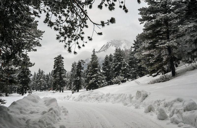 архыз зима Архызphoto preview