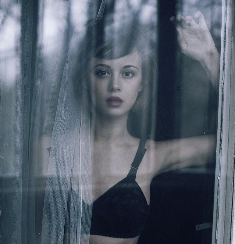 Широкое окно. Нетороплива....photo preview