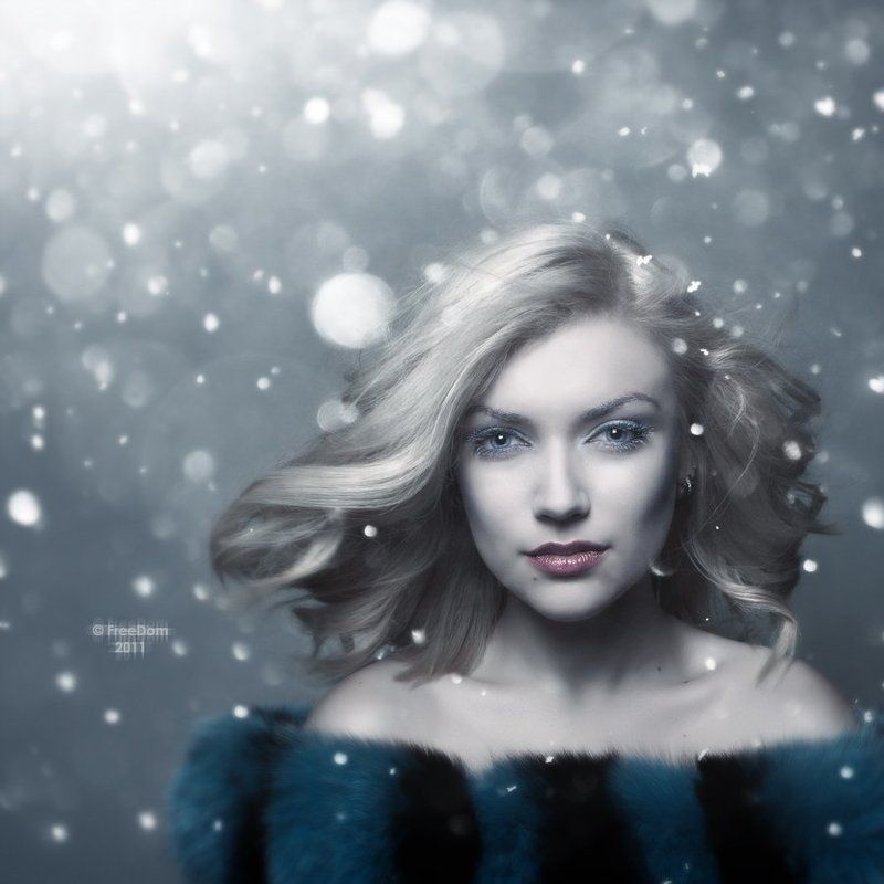 Снежная королеваphoto preview