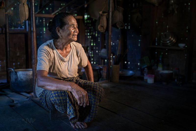 laos,senior,portrait,female,woman,Asia,lifesrtyle, Laos Woman photo preview