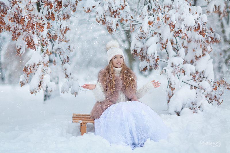 Зимняя сказка photo preview