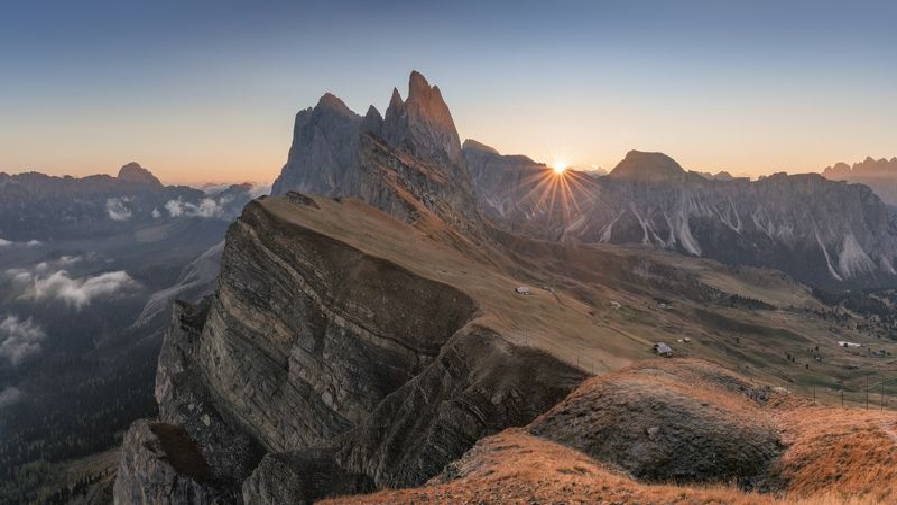 доломиты, альпы, италия, dolomites, alps Сечедаphoto preview