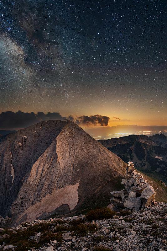 вершина Вихрен-2915 м.-Болгарияphoto preview