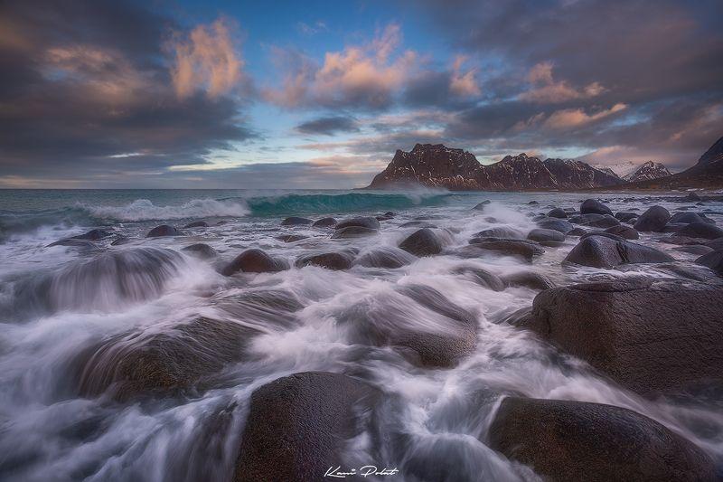 Waves of Uttakleivphoto preview