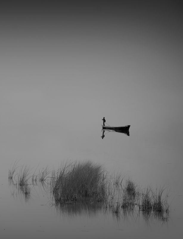 hunter, man marsh sky waters The Hunterphoto preview