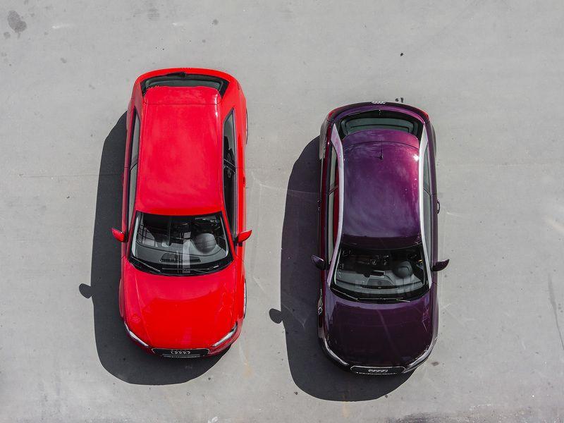 автомобиль Оттенки красногоphoto preview