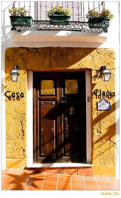 город, архитектура, испания, лето, spain, marbella, ciudad оранжжphoto preview
