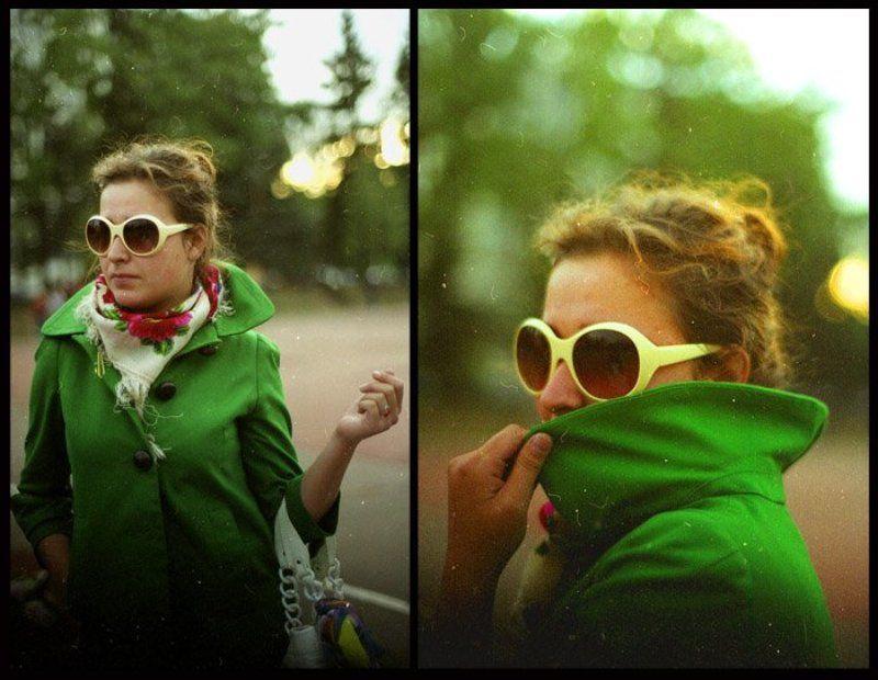 девушка стиль мода instylephoto preview
