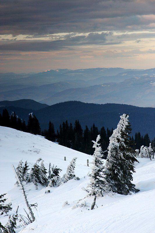 босния, горы, снег Босния #2photo preview