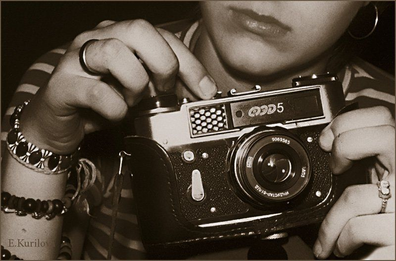 Мой первый ФЕДphoto preview