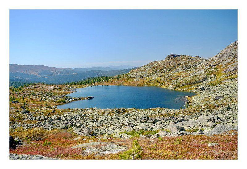 Окрестности каровых озер.photo preview