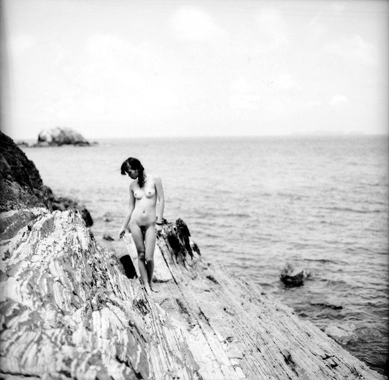 nude, bnw, 120 film, norita, kodak, vietnam. Compassion.photo preview