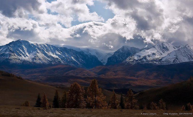 горный алтай, ,алтай,горы, *А  Горы зовут...*photo preview