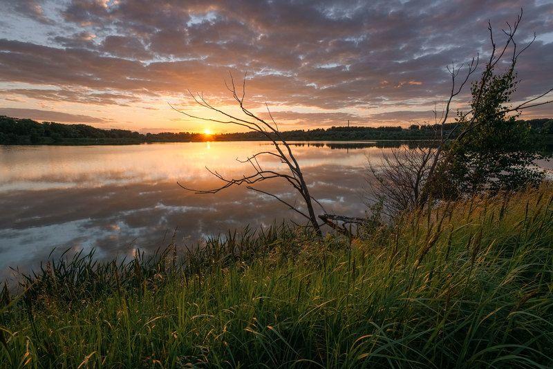 пейзаж россия никон подмосковье Подмосковные вечераphoto preview