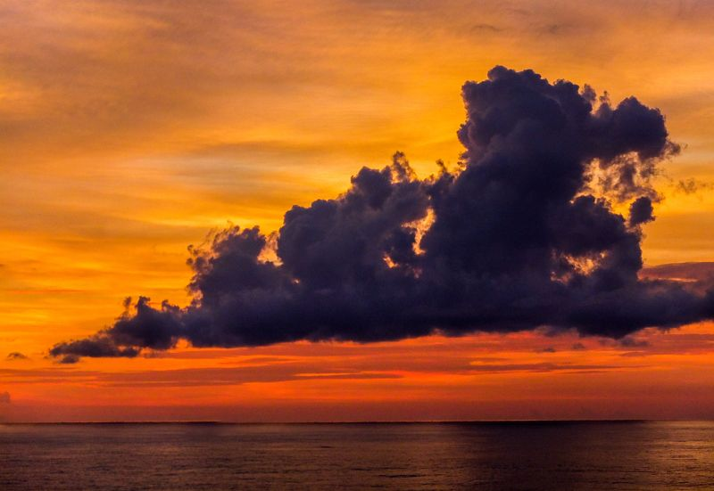 пейзаж, облако, цвет, небо, краски Царь-Облако.photo preview