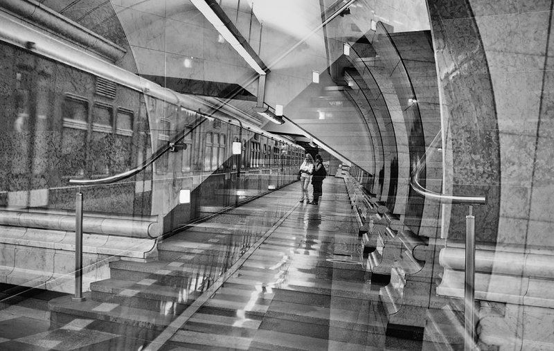 subway, метро, moscow Moscow subwayphoto preview