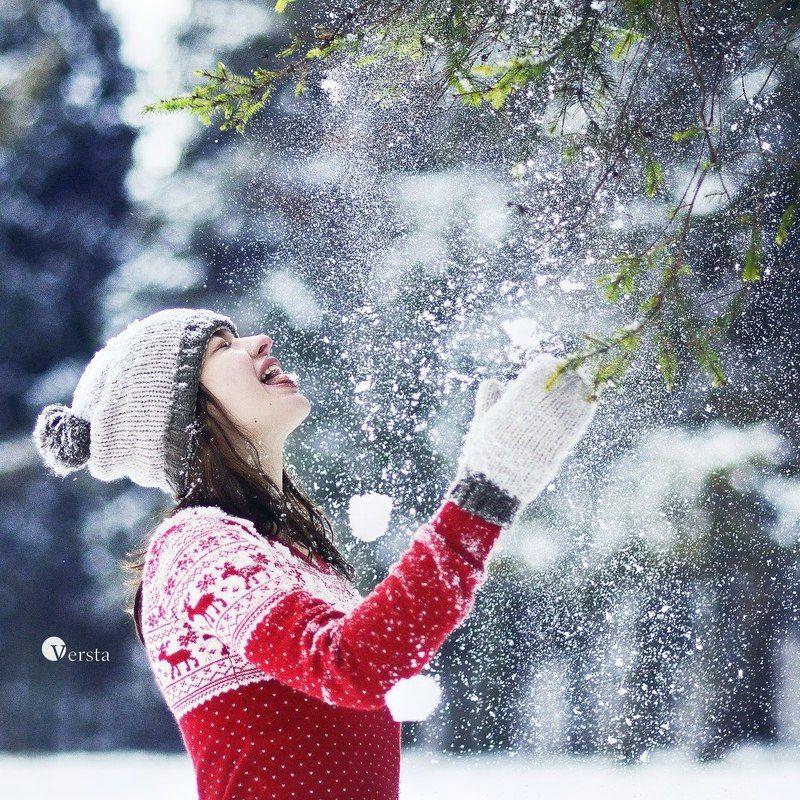 winter,  snow, happy, снег, радость, зима photo preview