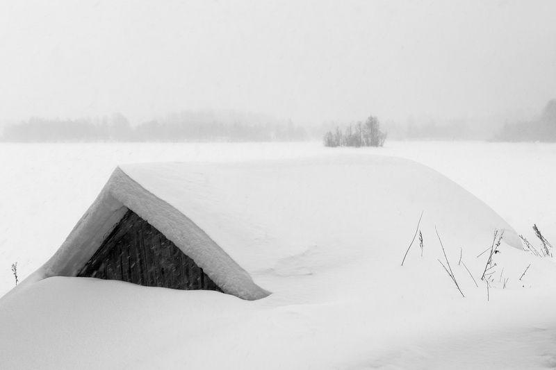 Геометрия снежной зимыphoto preview
