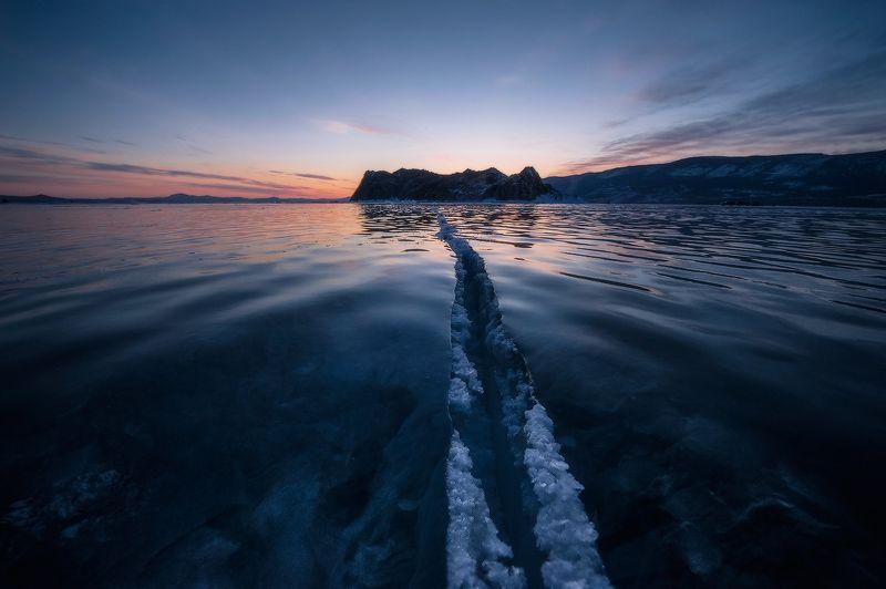 байкал Байкальский разлом…photo preview