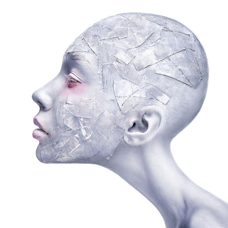 портрет, лицо, профиль, девушка, болезнь, боль, избавление Избавлениеphoto preview