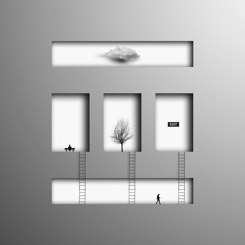 #35photo #surrealart#photoshop#ps_fantasy#art_minimal #bnw_dream #photography#minimalism#conceptual#fineart #instagram#ps_dreams#bnwminimalismmag#art_digital #ir_photographer#ir_aks#minimal#canon#blackandwhite#bnw#surreal#hadimalijani#art#fantastic_earth# Exitphoto preview