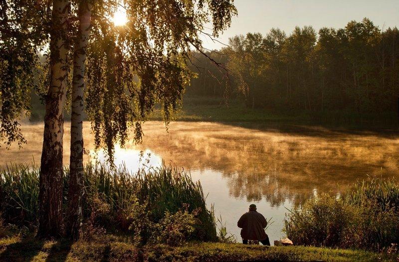 Утро рыбакаphoto preview