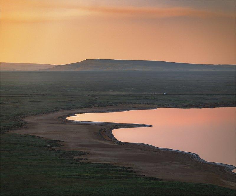 крым, кояшское озеро, мыс опук, керченский полуостров Кояшское Озероphoto preview
