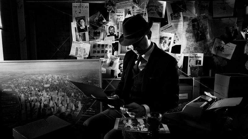 Noir storyphoto preview