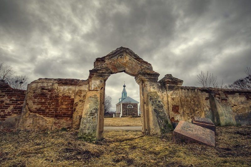 брама, церковь, покровская, беница | Брама |photo preview