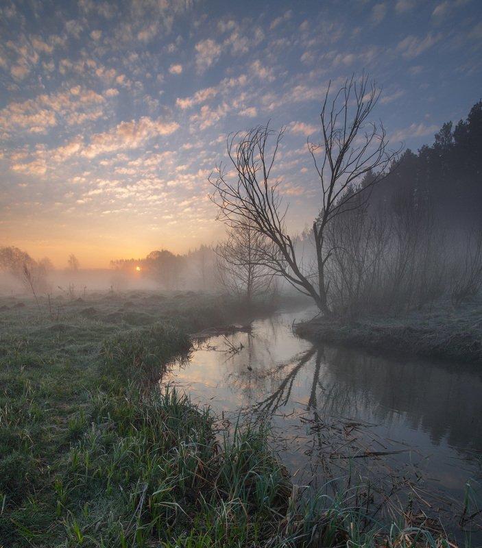 Утро у реки...photo preview